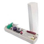 Управляващ и контролен модул за безжична сирена CS400