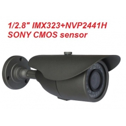 2 Mpixel IP варифокална камера Accumtek AIP-NBD42H200 PoE