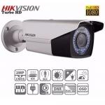 Влагозащитена моторизирана варифокална 4в1 2MPix камера Hikvision DS-2CE19D0T-IT3ZF