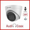 Влагозащитена вандалоустойчива 4в1 2Mpix камера Hikvision DS-2CE78D0T-IT3FS