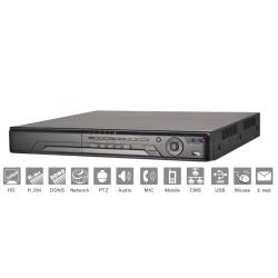 16 канален HD-TVI DVR TVT TD2716TE