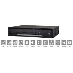 16 канален HD-TVI DVR TVT TD2716TS