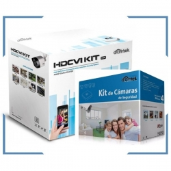 HD комплект 2-DT-KIT-2MP